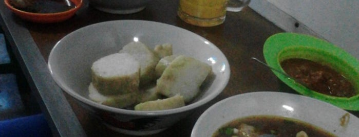 Bakso Goyang Lidah Cak No Pakel is one of SBY Culinary Spot!.