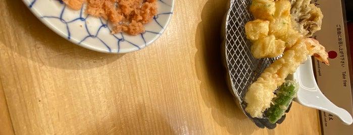 天ぷらめし 金子半之助 is one of Nononoさんのお気に入りスポット.