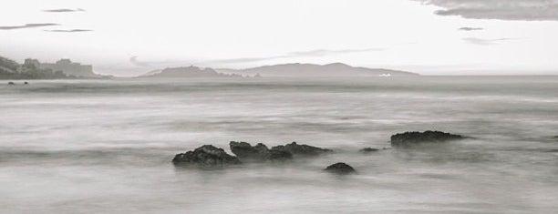 Praia da Lanzada is one of Playas de España: Galicia.