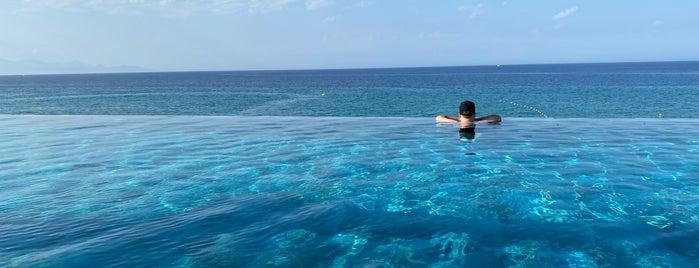 Lesante Blu Hotel & Spa is one of Zakynthos.