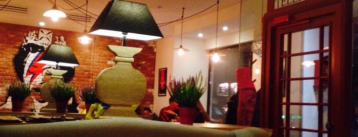 Кофейный дом LONDON is one of Damn good coffee! And hot!.