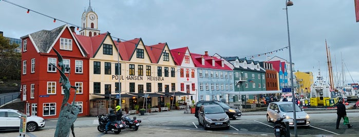 Tórshavn is one of Part 1 - Attractions in Great Britain.