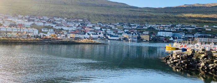 Frida is one of Faroe Islands.