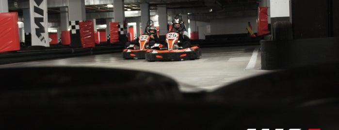 Meseta Karting Indoor is one of Jose 님이 좋아한 장소.