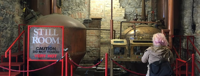 Kilbeggan Distillery Experience is one of Ireland.