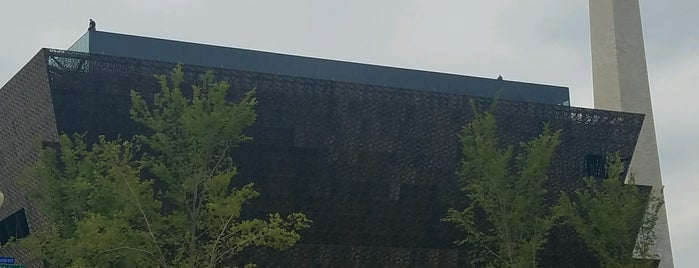 National Museum of African American History and Culture is one of Bikabout Washington.