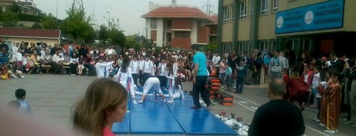 Rasathane İlköğretim Okulu is one of Lugares favoritos de Pelin.