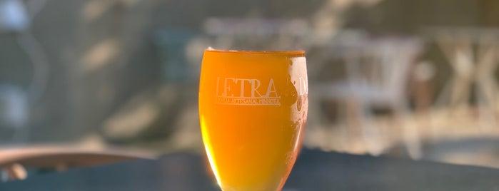 Letraria - Craft Beer Garden Porto is one of Ir VNG/Porto.