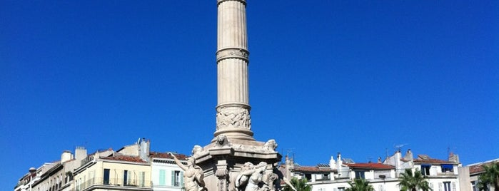 Place Castellane is one of Cote d'azur.