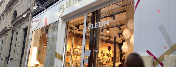Fleux' is one of Paris : best spots.