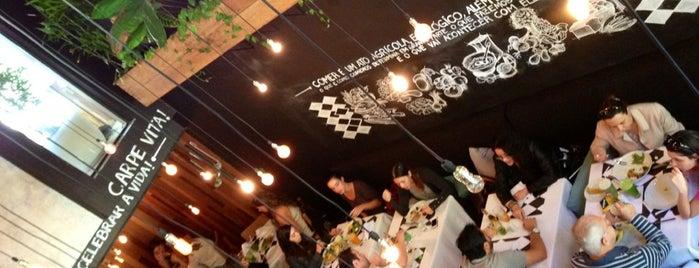 Le Manjue Organique is one of Restaurants in São Paulo.