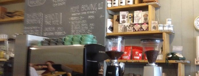Southsea Coffee Co is one of Orte, die Alex gefallen.