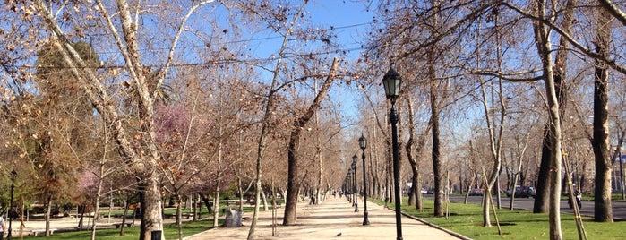 Plaza Italia is one of #SantiagoTrip.