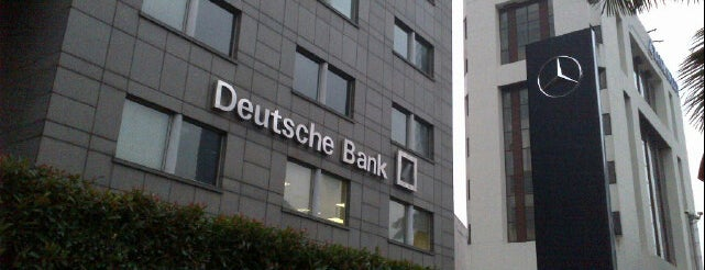 Deutsche Bank Building is one of 1 day grand indo, thamrin.