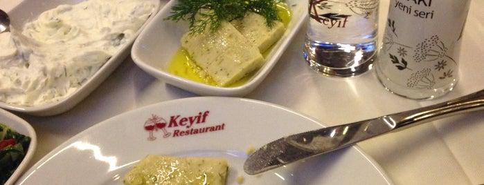 Keyif Restaurant is one of Tempat yang Disukai Fulya.