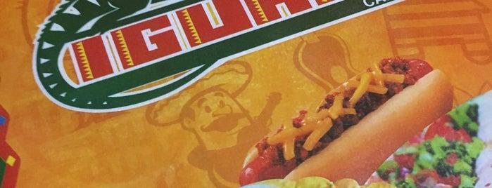 Iguana Restaurante is one of Sueli'nin Beğendiği Mekanlar.