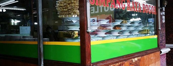 Restoran Simpang Raya Bogor is one of Food.