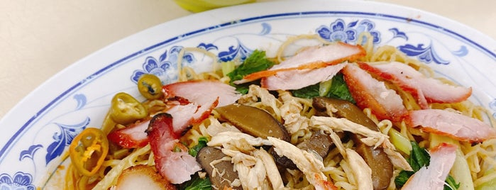 Koka Wanton Noodles is one of Micheenli Guide: Supper hotspots in Singapore.