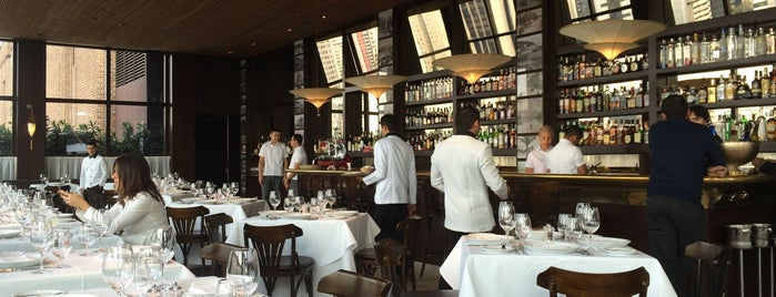 Parigi Bistrot is one of Top places SP.