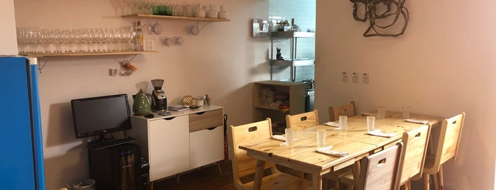 Ae! Cozinha is one of สถานที่ที่ Fabio ถูกใจ.