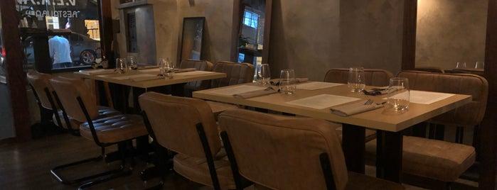V.E.R.A. Restaurante is one of Perto de casa.