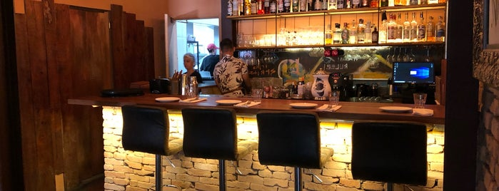 Grecco Bar & Cucina is one of Locais curtidos por Milena.