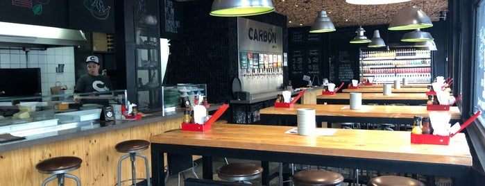 C6 Burger is one of Pinheiros.