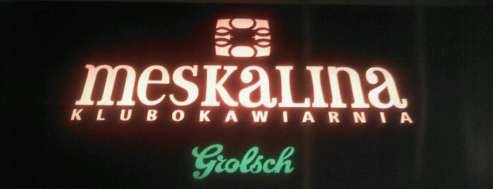 Meskalina is one of Poznan!.