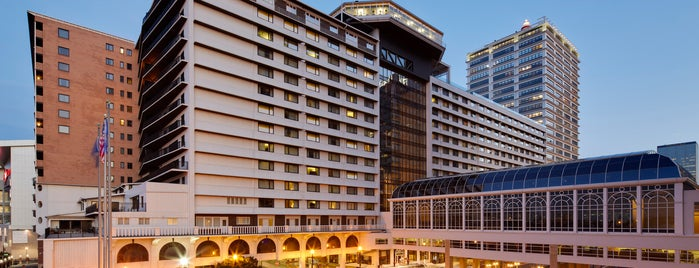 Galt House Hotel is one of Louisville.