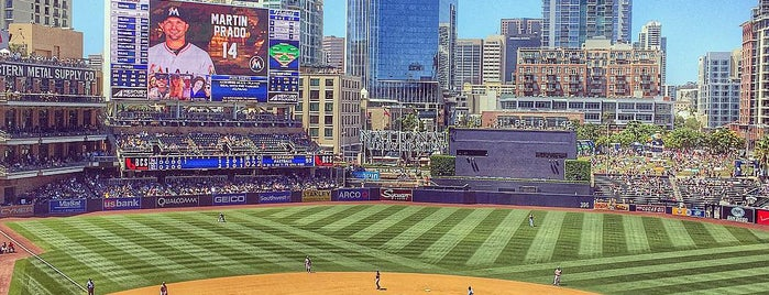 Petco Park is one of California - The Golden State (Southern).