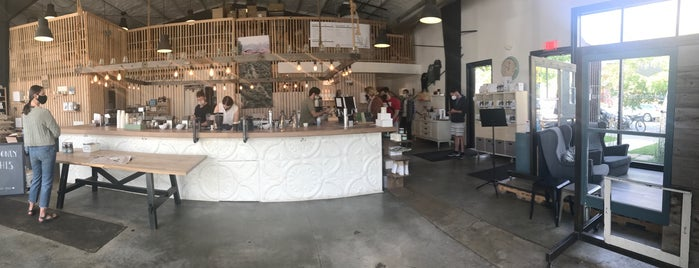 Treeline Coffee Roasters is one of Bozeman.