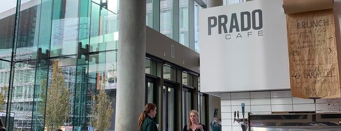 Prado Cafe is one of Tempat yang Disimpan Dan.
