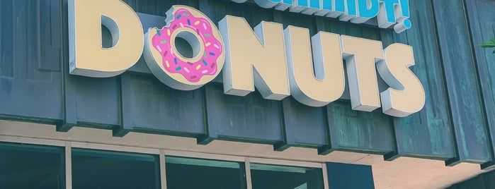 Holey Schmidt Donuts is one of Reno.