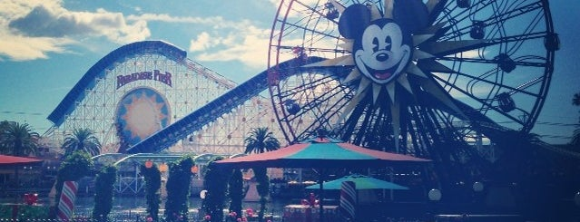 Disney California Adventure Park is one of California - The Golden State (Southern).