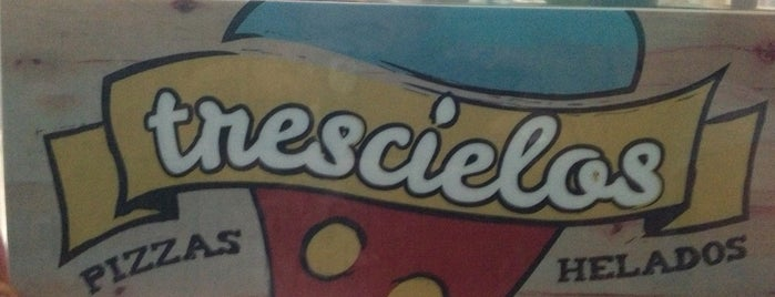Trescielos Pizzas y Helados is one of BDy.