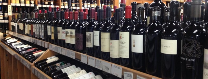 Wally's Wine & Spirits is one of LA Weekly 10x Level up - VMG.