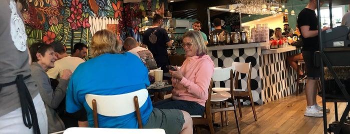 Moondog Cafe & Bakery is one of Key West.