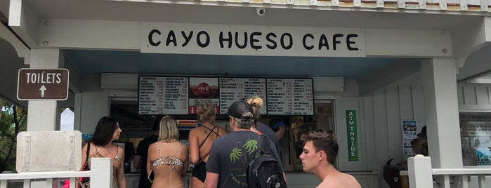 Cayo Hueso Cafe is one of Key West.