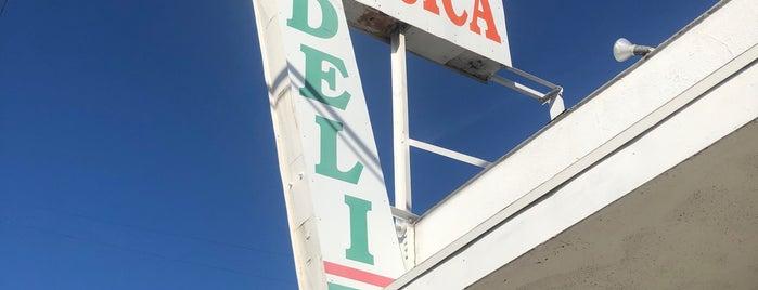Corsica Deli is one of La Sandwiches.