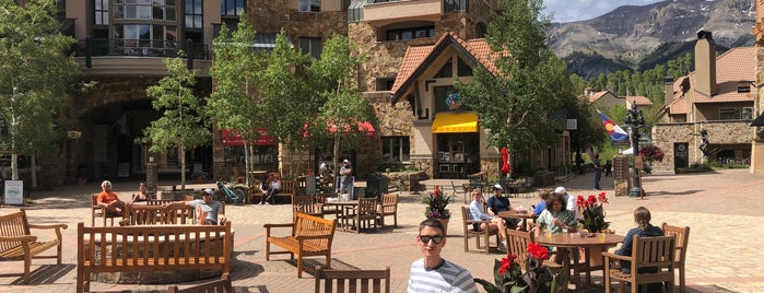 Heritage Plaza is one of Mountain Village.