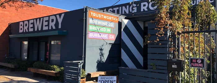 Trustworthy Brewing Co. is one of Los Angeles.