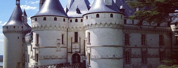 Château de Chaumont-sur-Loire is one of Châteaux de France.