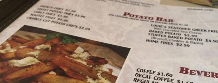 Pegasus Restaurant is one of Lugares favoritos de Joe.