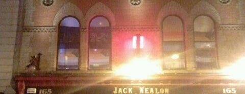 Jack Nealon's is one of Richard 님이 좋아한 장소.