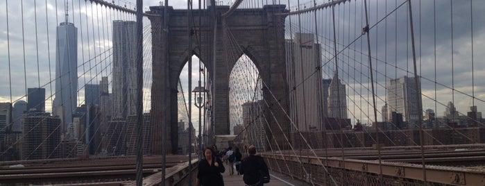 ブルックリンブリッジ is one of Best of New York (Manhattan + Brooklyn).