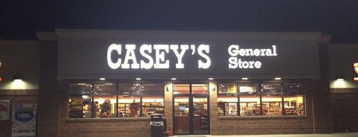 Casey's General Store is one of Orte, die Dan gefallen.