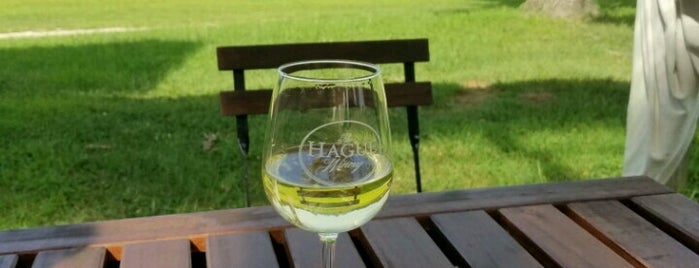 Hague Winery is one of Paulo'nun Beğendiği Mekanlar.
