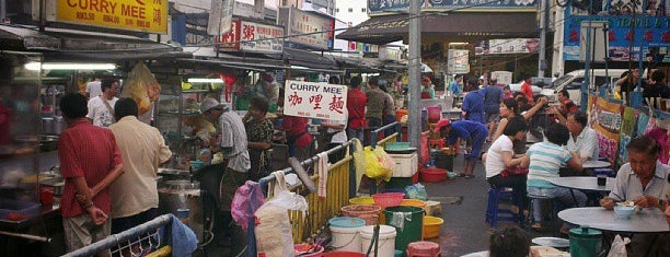 New Lane Hawker Stalls is one of Orte, die Andrea gefallen.