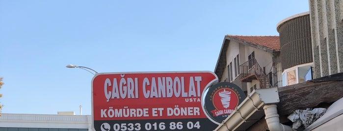 Canbolat Çağrı Usta is one of Ankara yemek gidilecek.