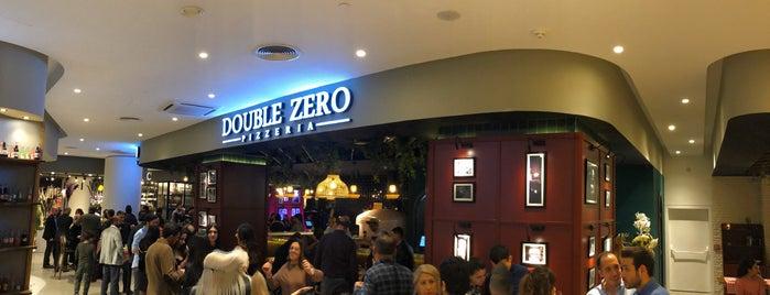 Double Zero Pizzeria is one of Orte, die Gurme gefallen.